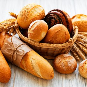 Brød og Desserter